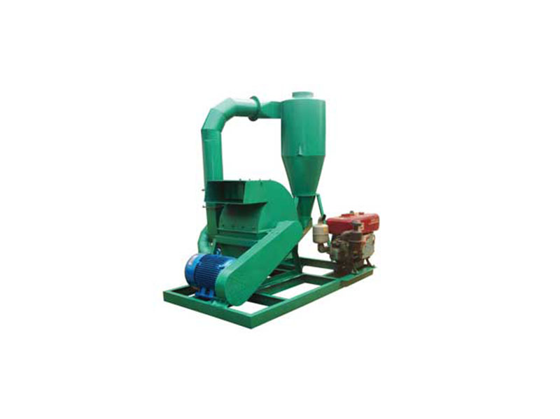 diesel-driven type hammer mill